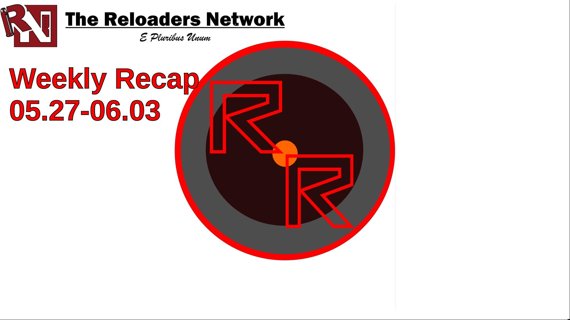 Weekly Recap Cover11