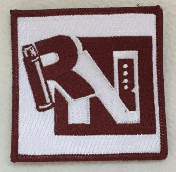 Embroidered Sew On Patch - The Reloaders Network 1