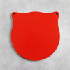 BUCKEYE TARGETS - 2 Squared Hole Gong 2