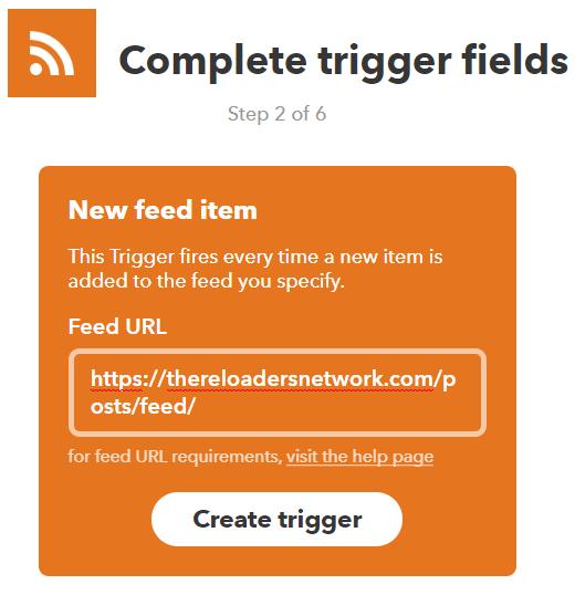 Configure Custom Notifications using IFTTT 20