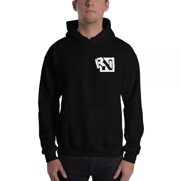 Hooded Sweatshirt - Dark Colors - The Reloaders Network 1