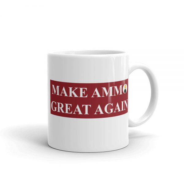 Make Ammo Great Again Mug 1