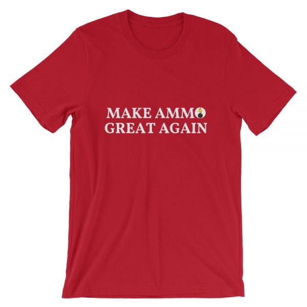 Make Ammo Great Again Short-Sleeve T-Shirt 1