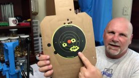 .45 Cowboy Special: ACME 160gr Bullets, Ruger Blackhawk Bisley .45 Colt, Trailboss Powder