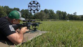 .450 Bushmaster vs Water Jugs at 100 yards