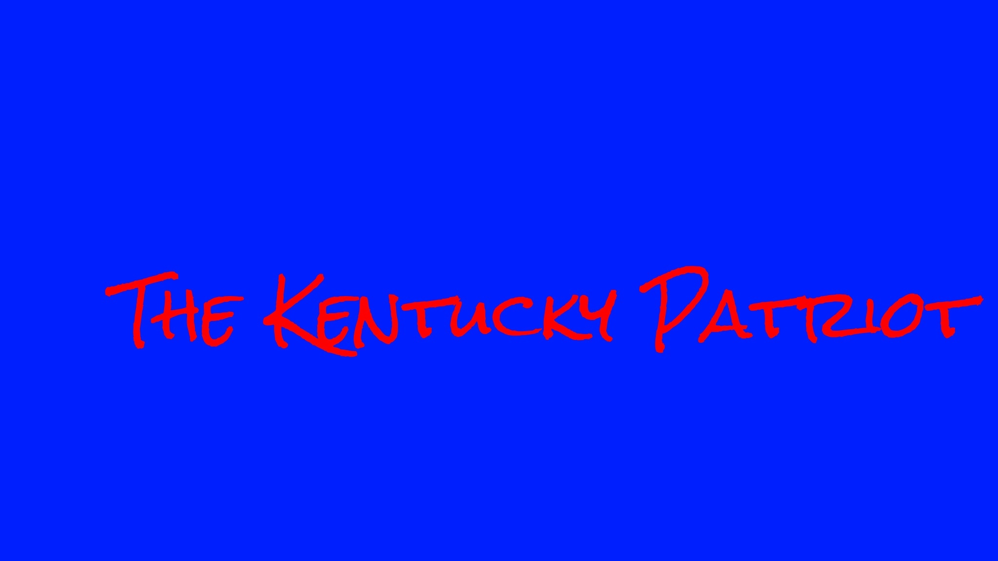 The Kentucky Patriot 2