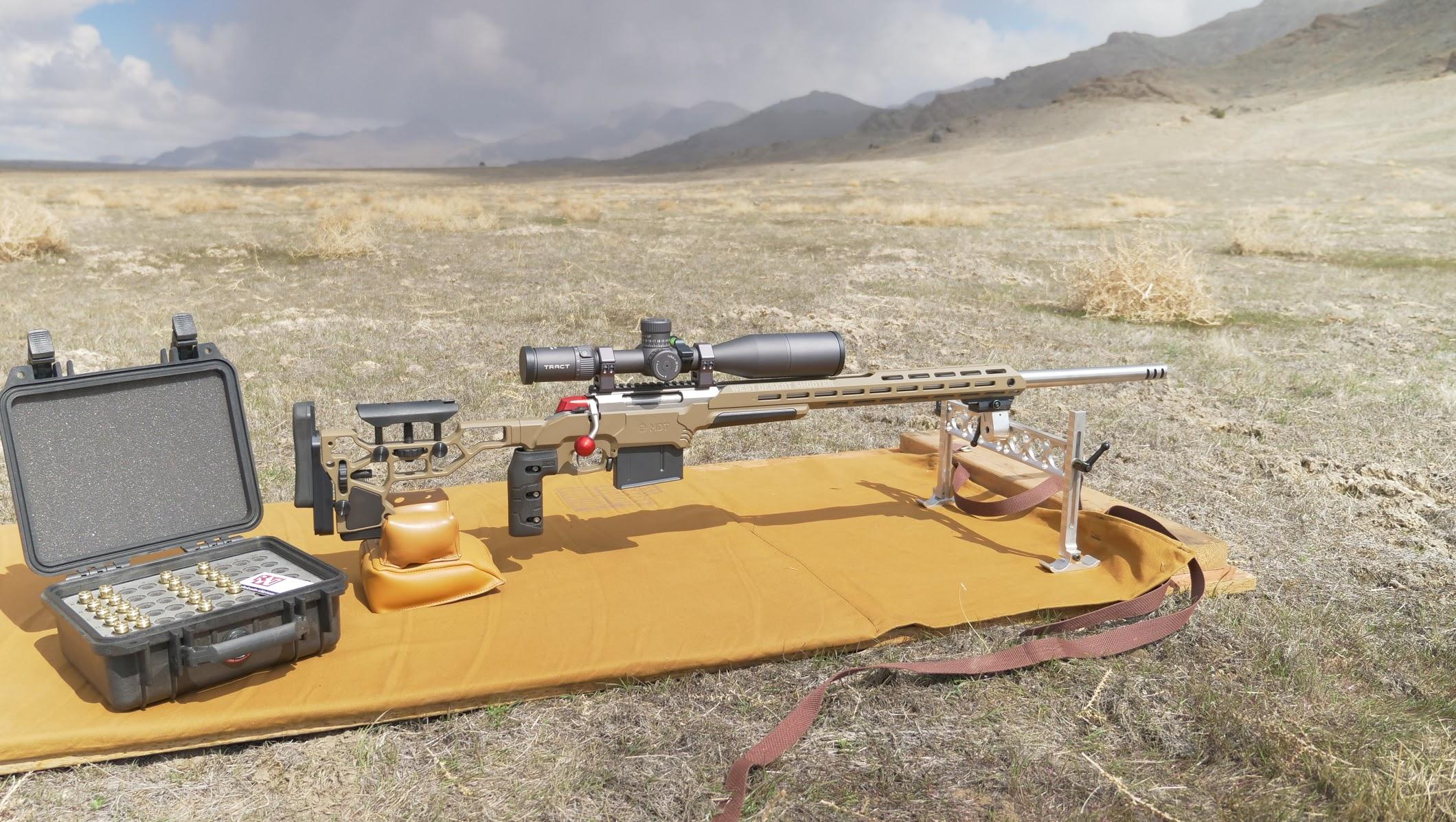 West Desert Shooter 8