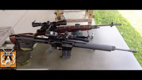 Springfield Armory M1A and AR10 Accuracy Evaluation