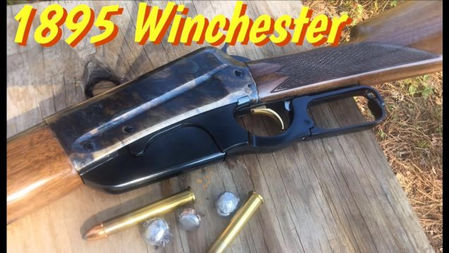 1895 Winchester cal 405 Winchester, Theodore Roosevelt's big medicine gun for lions