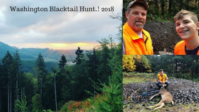 2018 Blacktail Buck Hunt