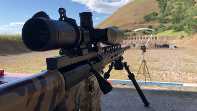 .224 Valkyrie Groups and Velocities! UPR-15 First Range Trip