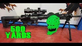 450 Bushmaster Offhand at 500 Yards