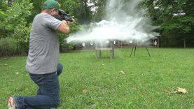 .450 Bushmaster vs Water
