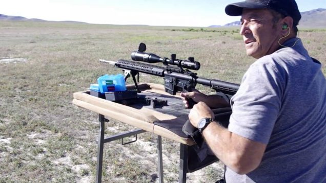6.5 Grendel with 129gr. SST with Friends