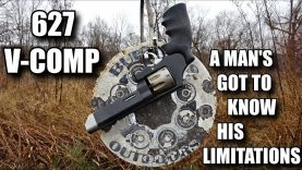 627 V-COMP – A MAN'S GOT TO KNOW HIS LIMITATIONS