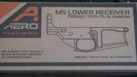 Aero Precision M5 Blem Lower Build