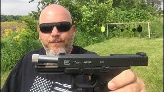 Bear Creek Arsenal Glock 17 threaded barrel