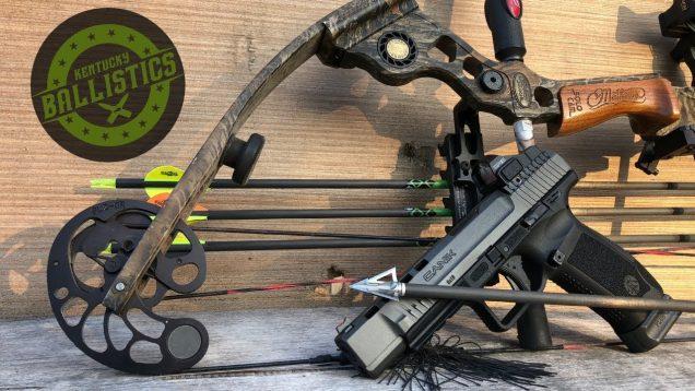 Compound Bow or Handgun?