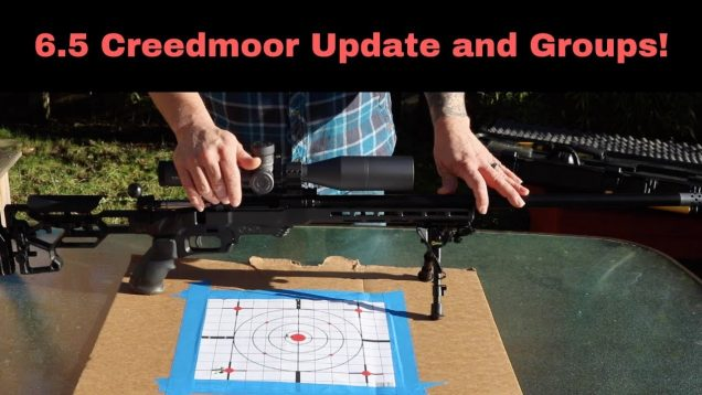 Custom Creedmoor Build Update