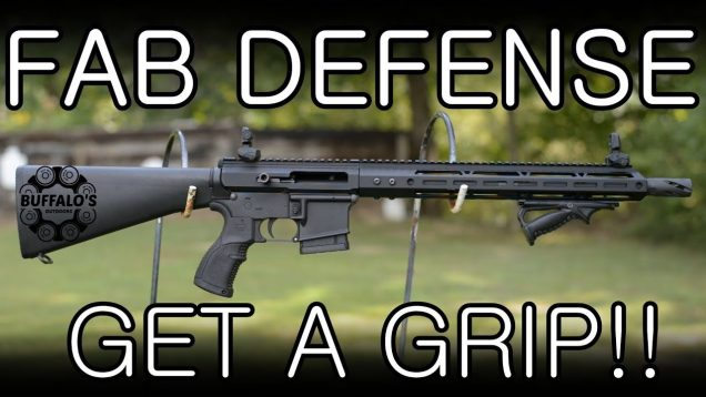Fab Defense AGR-43 and PTK VTS Combo – GET A GRIP!
