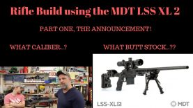 Father and Son Rifle Build, The introduction! See what's coming up!