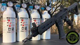 Full Auto AR-15 vs Fire Extinguishers ? (Full Auto Friday)