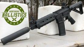 Full Auto AR-15 vs Salt Blocks (Full Auto Friday)