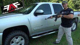 Full Auto Friday! AK-47 vs Car Door ?