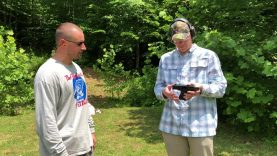 Hi-Point firearms range day with Who Tee Who