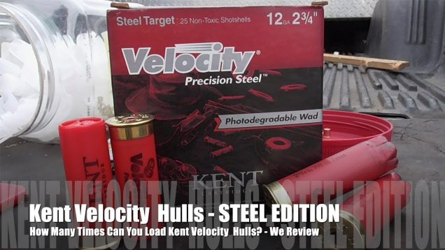 How Many Times Can You Load Kent Hulls? – STEEL EDITION!