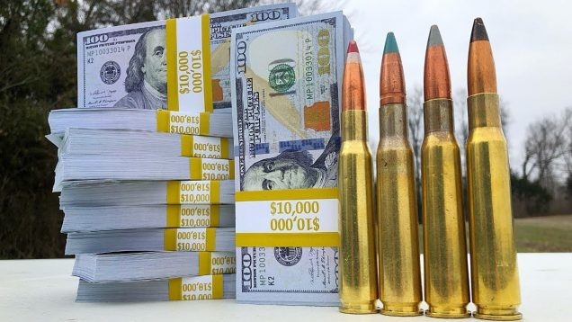 How Much Money Does It Take To Stop A Bullet?
