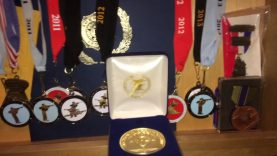 Just some of my daughters awards from small bore and air rifle events.