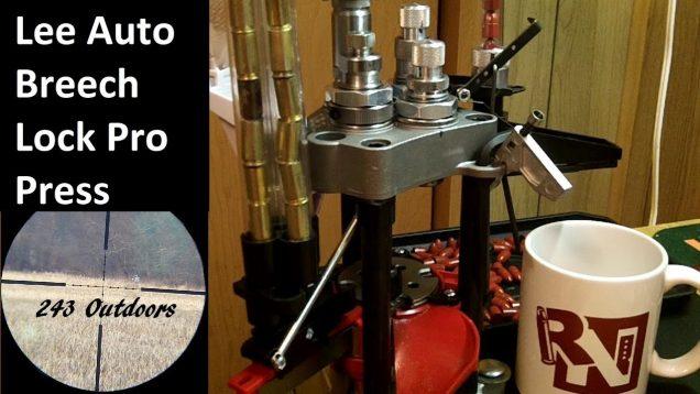 Lee Auto Breech Lock Pro Press