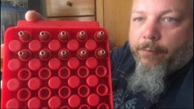 Loaded my first 10 rounds of hollow points