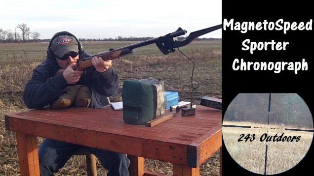 MagnetoSpeed Sporter Chronograph
