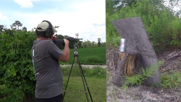 Magpul Edition Ruger 10/22 Takedown @225yards – Soda Can Challenge