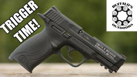 M&P 22 Trigger Time! 1 Year later…