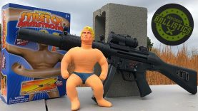 MP5 vs Stretch Armstrong (Full Auto Friday)