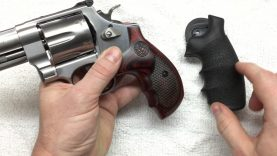 New Grips for the S&W 629 TALO Deluxe 3″ .44 Magnum