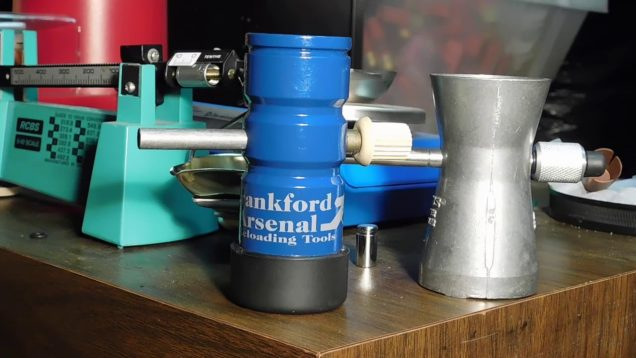 Owners Of The Frankford Arsenal And RCBS Powder Tricklers – Check This Out