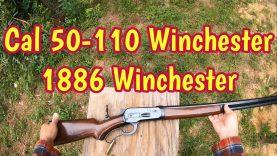 Part 3 testing the Woodleigh 50 Alaskan 50-110 Winchester 500 grain bullet
