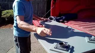 Portable Shooting Bench – DIY