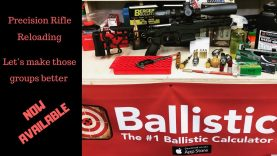 Precision Rifle Reloading DVD Download. Available now on TRN!