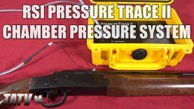 RSI Pressure Trace II Firearm Chamber Pressure System
