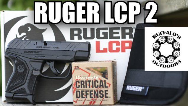 Ruger LCP 2 – Banjo Picker's Pocket Pistol