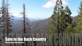Safe in the Backcountry – Mountain Revolvers