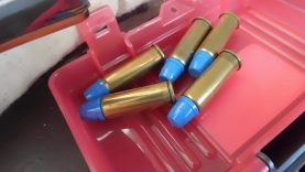 Shooting 44 Special +P Ammo At The Range