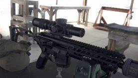 SigMCX SBR 300Blackout: Shot My Gopro