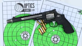 Smith and Wesson .44 Magnum Hunter – 5 shots @ 50 yards