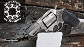 Snubbies aren't accurate – Ruger SP101